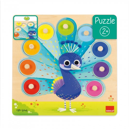 PEACOCK PUZZLE