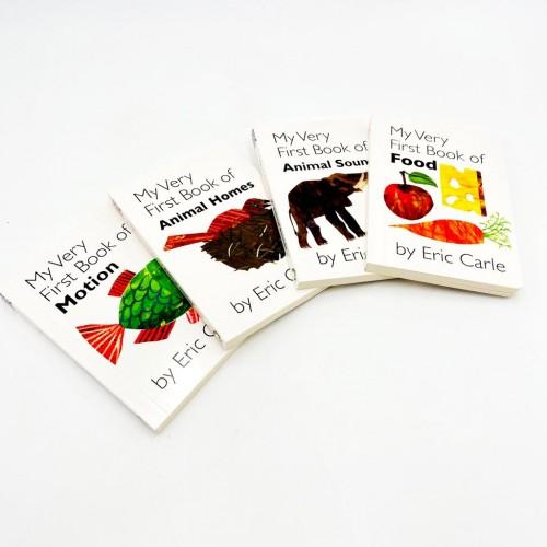 Eric Carle Book - My First Book Set B